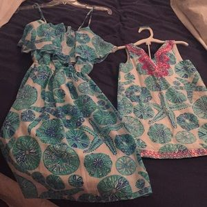 Blue Lilly Pulitzer x Target size S dress